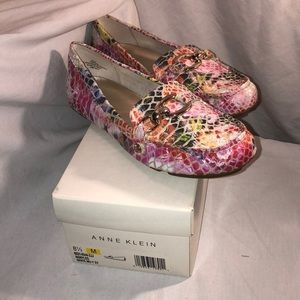 Anne Klein Multicolored Loafers/Flats